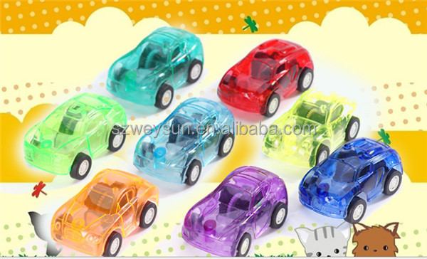 Pull Back Racer Mini Car Kids Birthday Party Toys Favor Supplies for Boys Giveaways Pinata Fillers Treat Goody Bag