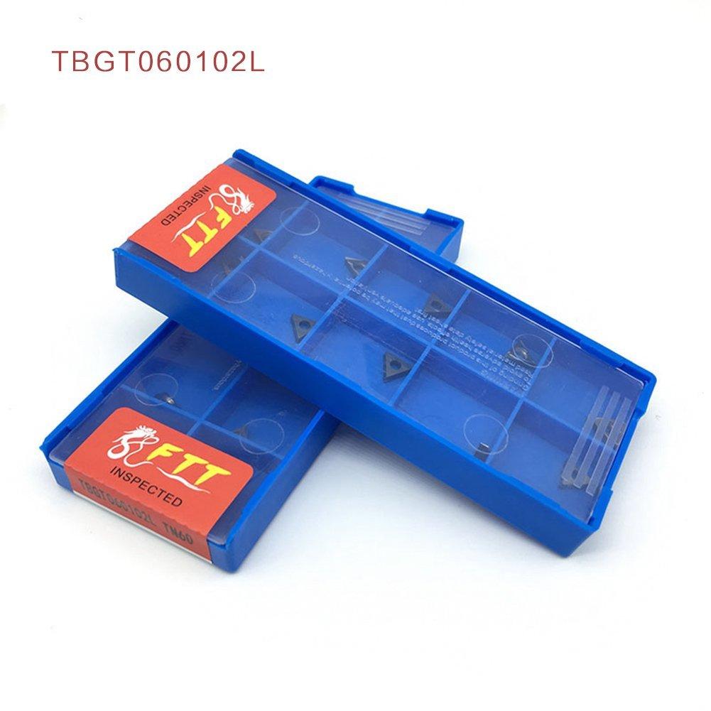10PCS Carbide Turning Tool Holder Insert Use For CNC Mini Machine Lathes Machining Center Lathe