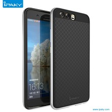 IPAKY PC frame with TPU back cover for Huawei P10 mobile phone case