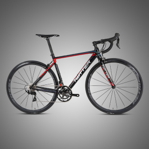 New road racing bike cheap with carbon fork Claris/R2000-16S