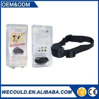 Latest electronic devices Training No Bark Collar Reviews With Ultrasonic WT713