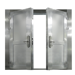 Stainless steel Double Bank Vault Door /safe door