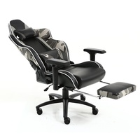 Adjustable colorful design kinsal raidmax drakon gaming chair gaming office chair camouflage massage pc computer racing chairs