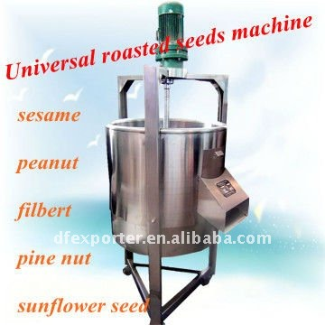 Hot sale: usdful big capacity roast seeds machine for factory