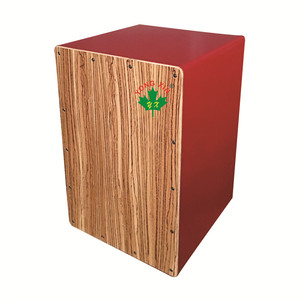 latin Percussion Instrumnets birch wood shells box shaped hand drum Children Musical cajon drum for sale