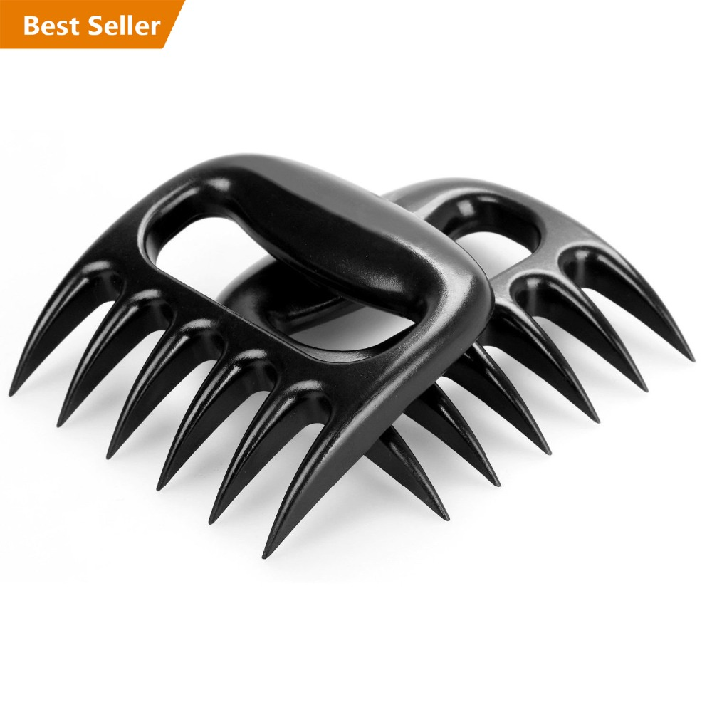 Bear Claws Meat Claws Shredding Forks, Meat Shredder BBQ Claw