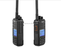 TYT Tytera MD-380 DMR Digital Radio, 400-480UHF, Up to 1000 Channels, with Color LCD Display, Programming Cable and 2 Antenna