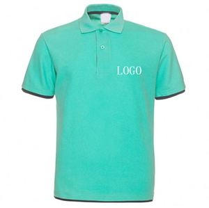 Design Your Own Usa Promotional Gift 160Gsm Blank Polo Tshirt