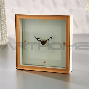 ARTHOME Ornamental Complete In Specifications Mechanical Table Clock