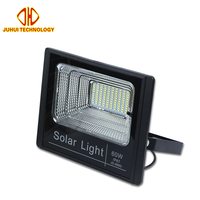 Best selling outdoor IP65 waterproof power line bridgelux approved 25w 40w 60w 100w led solar flood light price