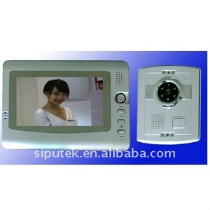 color camera gsm door intercom