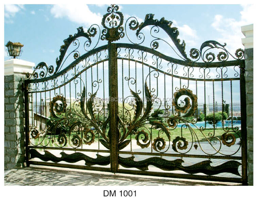 House Iron Gate Design/house Steel Gate Design /front Gate Designs ...