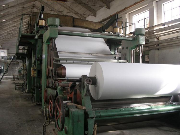 a4 paper machine line