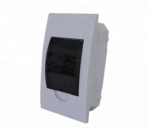 High Quality 4 6 8 12 18 Ways plastic Waterproof Electrical Distribution Box Main Switchboard