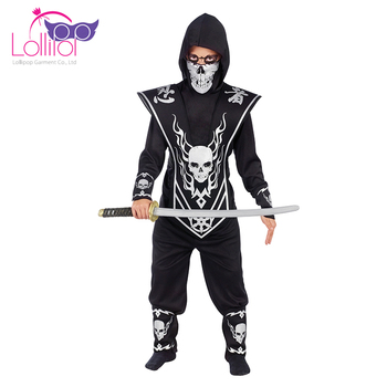 Carnival theme party outfit ninja dressing up festival costumes for boys