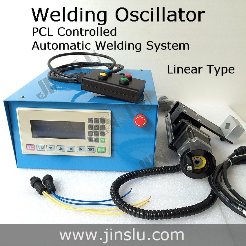 Video inside Automatic <strong>Welding</strong> Oscillator Weaver PLC Controlled Motorized Mechanism Linear Type For TIG MIG MAG CO2 <strong>Welding</strong>