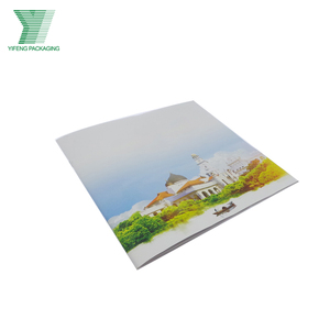 Professional Book Flyers Printing Brochure Magazine