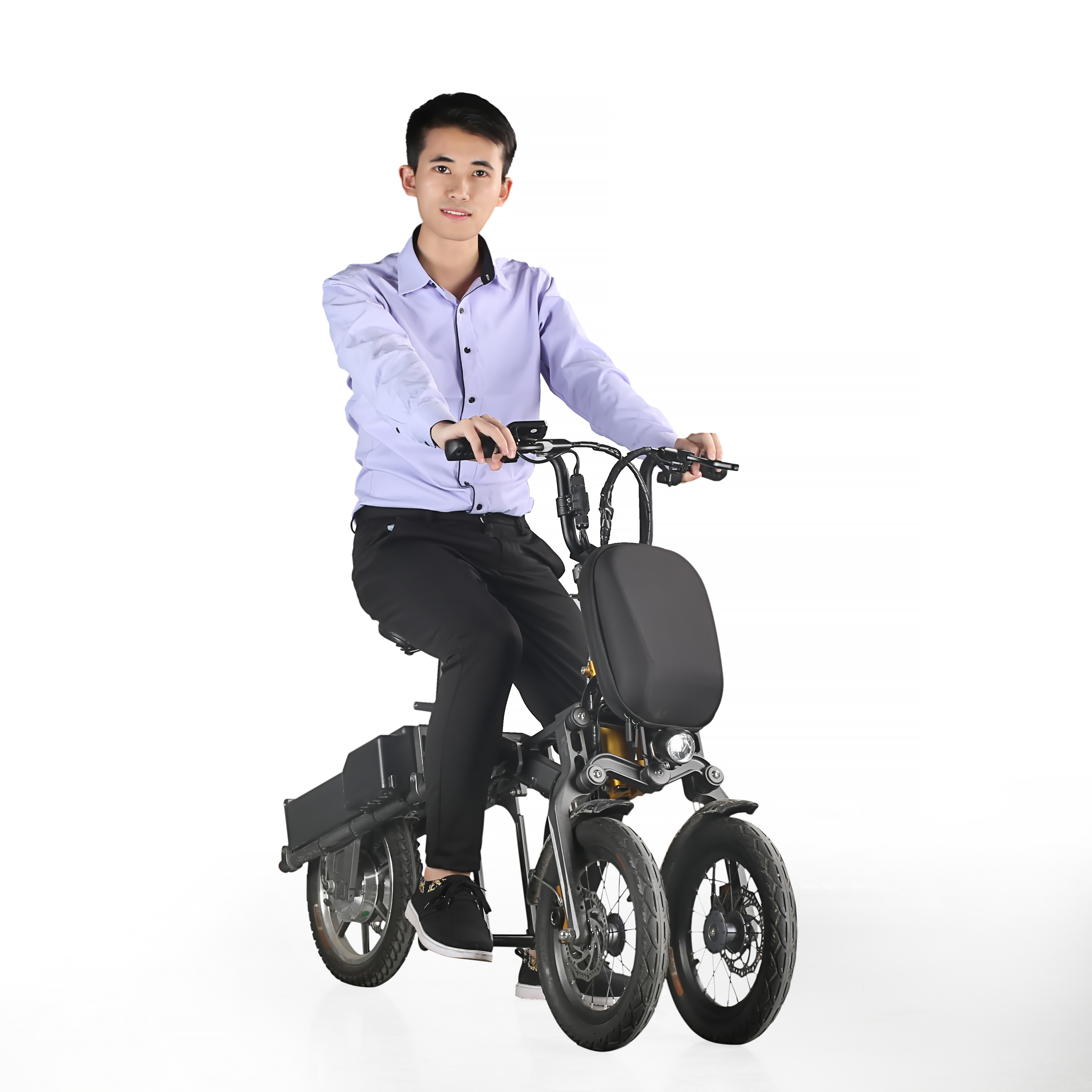 The Best Seller EcoRider E6-7 250W 36V Electric Bike <strong>Folding</strong> with Lithium Battery