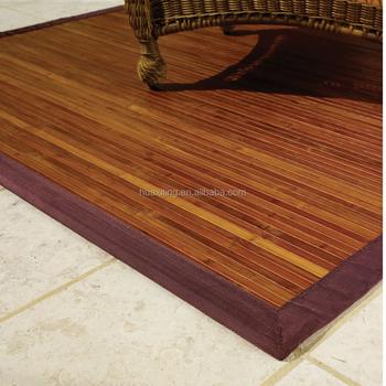Bamboo Mat Rugs