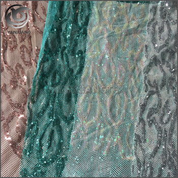Wholesale Custom High-end Lace Embroidery Fabric