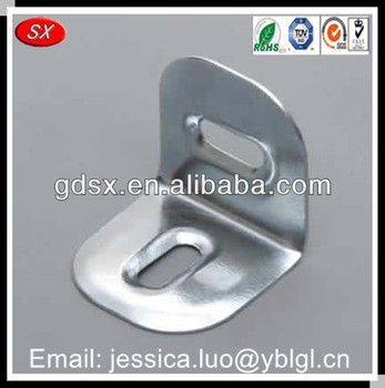 Dongguan Manufacturer Good Price L Angle Bracket,Silver Anodizing ...