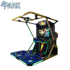 Amusement park commercial dancing video arcade game machine
