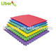 Colourful EVA Soft Gym The Tatami Mat Yoga Puzzles Floor Foam Mat For Kids