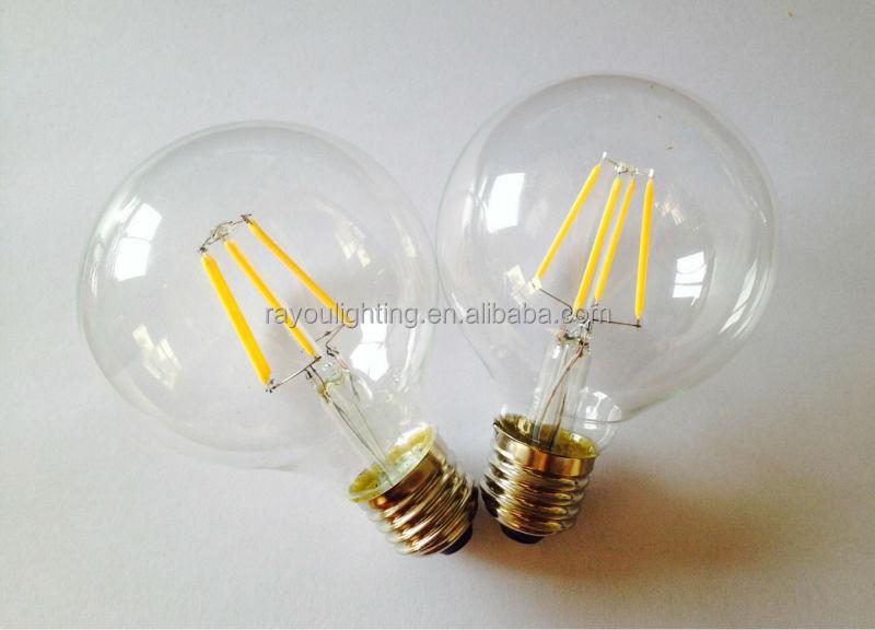 4w/5w/6w Filament 4w Led Light Bulb 24v,High Brightness Led ...