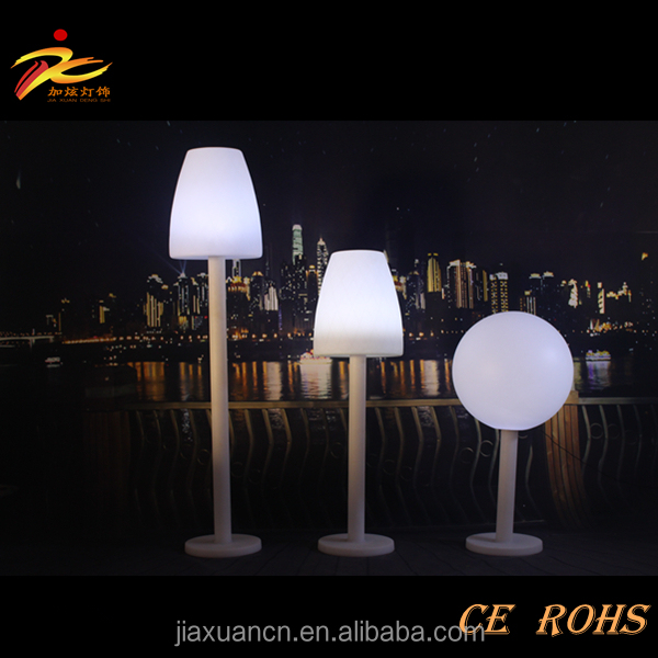 16 color changes Home modern Decoration led Floor Lamp