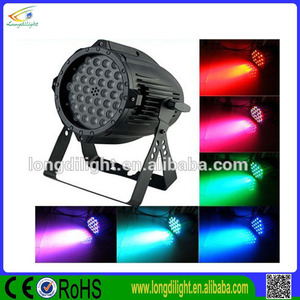 led par light 36 x 3w color Disco stage RGB PAR light