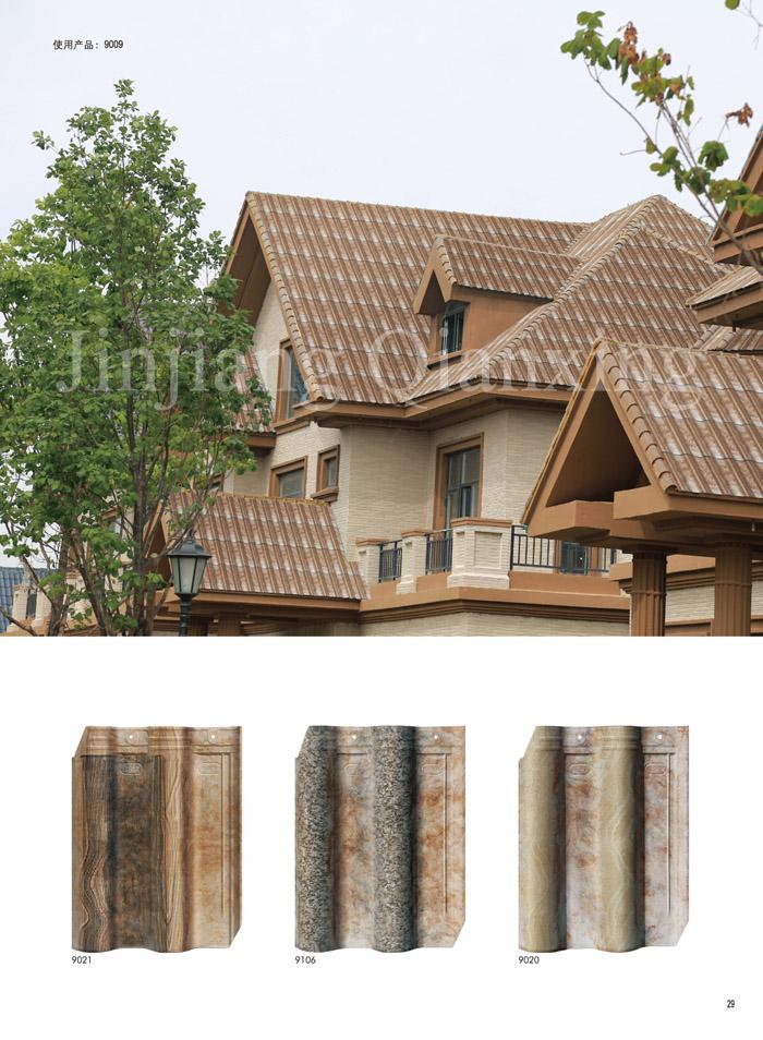 3d inject glazed ceramic roof tiles india buy roof tiles for Buy clay roof tiles online