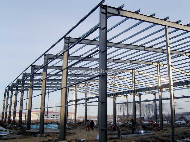 practical design prefabricated building construction workshop