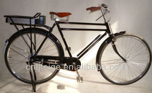 "28"" traditional e-bike old classic e-bike"