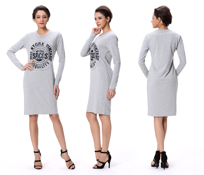 29d6b3135b1f7 Ladies smart casual dress women casual one piece dress casual dress designs