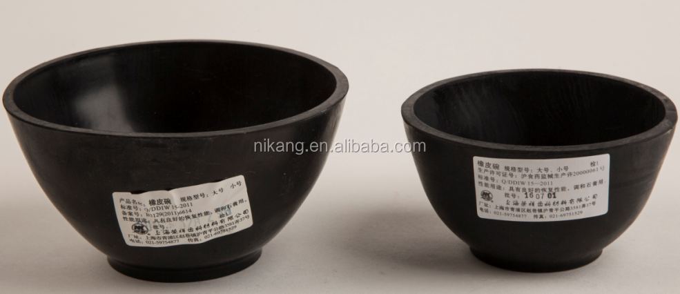 Dental Rubber Bowl / Mixing material bowl