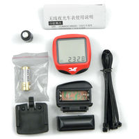 468C wireless motorcycle speedometer
