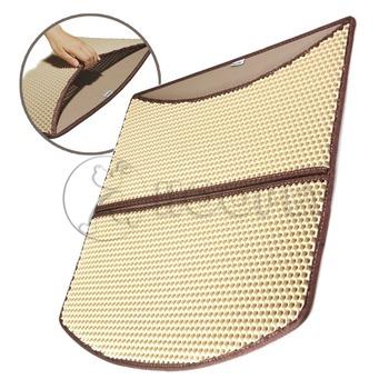 2e6c183f0 Double-Layer Honeycomb Cat Litter Mat