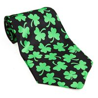 2018 Saint Patrick's Day wholesale latest fashion cheap funny bow tie