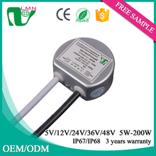 24V 5W waterproof constant voltage led driver
