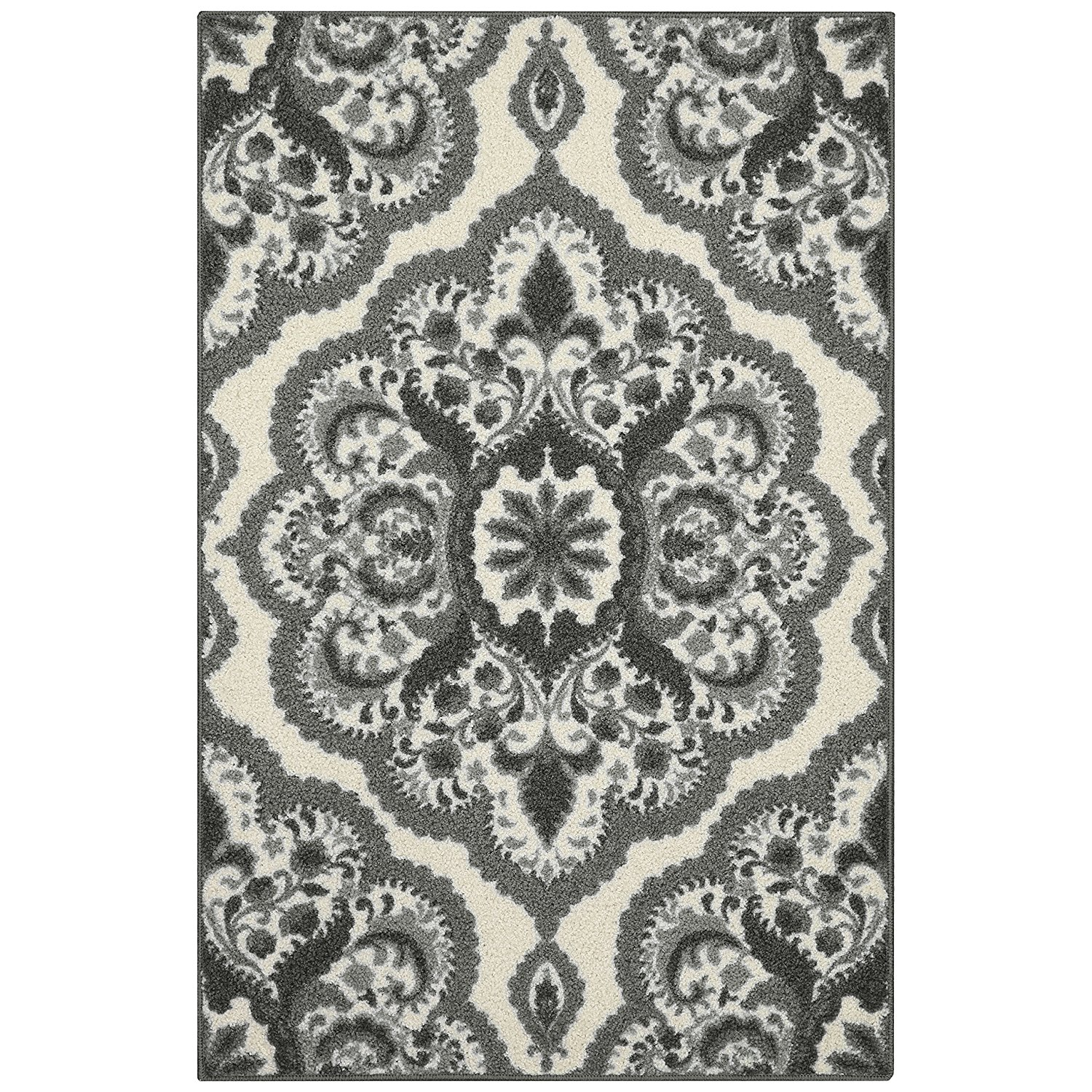 Buy Maples Rugs Kitchen Rug - Vivian 2.5 x 4 Non Skid Small ...