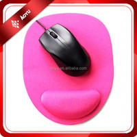 Wholesale gel business wonderful wrist rest mouse pad