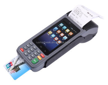 Transaction terminal pos