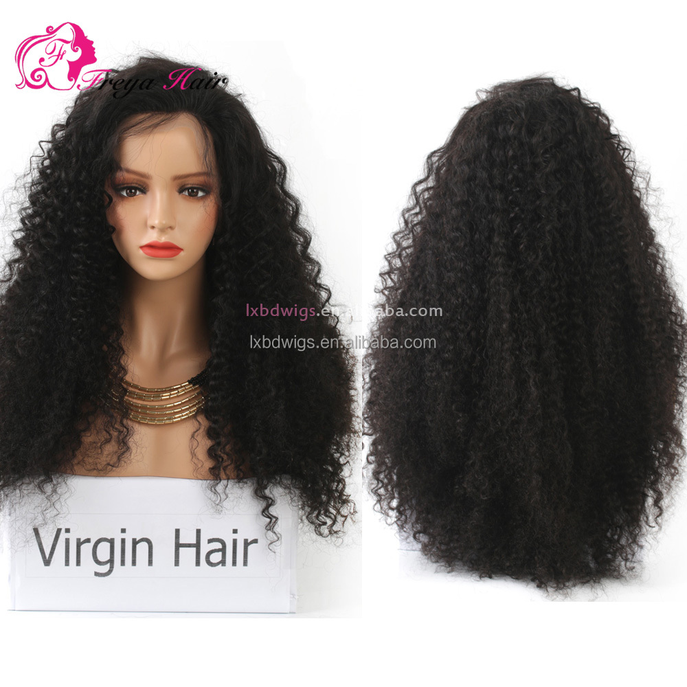 Most Popular Best Selling Brazilian Hair 360 Lace Frontal Wig