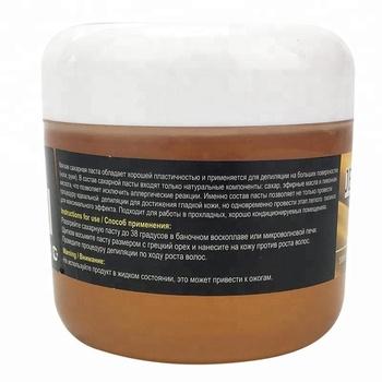 100% Natural Sugar Paste Brow Shaping Sugar Wax Kit - Buy Brow Shaping  Sugar Wax Kit,Sugaring Hair Removal Kit,Sugar Waxing Products Product on