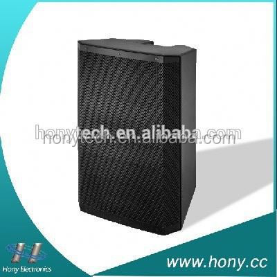 new design commercial audio 2 way 250 watts loudspeaker for sale