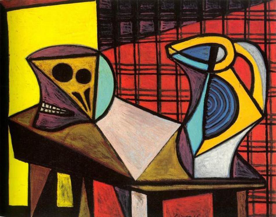 100% Handpainted copy Pablo Picasso Canvas Painting