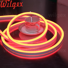 Alibaba express best price 12v led neon flex ultra thin underwater led rope light