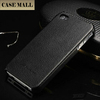 lether hard back shell For Iphone 5,Litchi Leather Back Cover Case for iphone5s