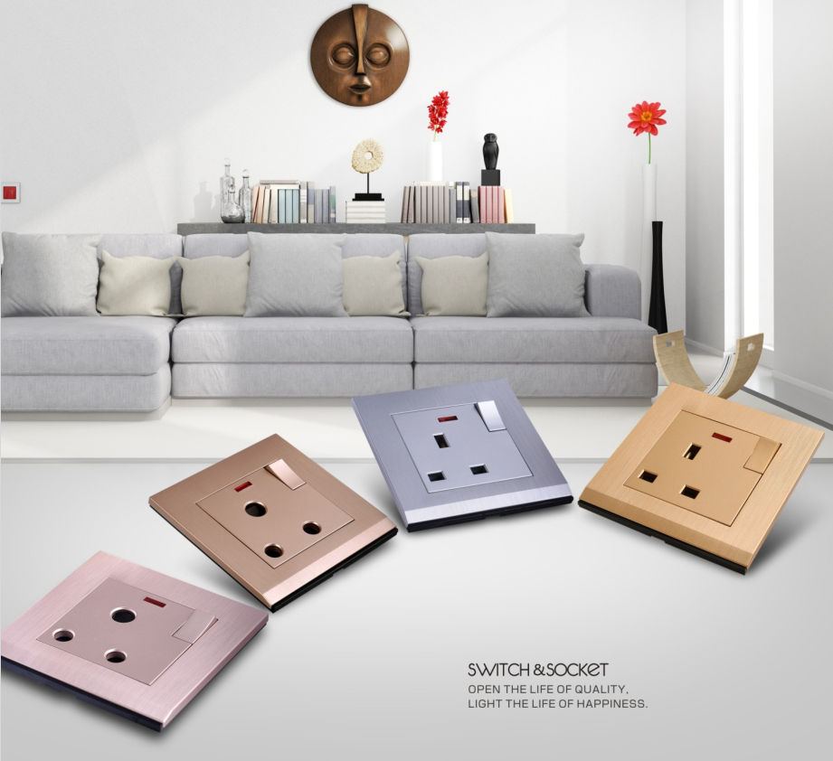 Half Price Sale Fashion Wild Electrical Plugs Sockets