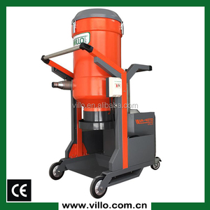 Floor grinding machine used vacuum cleaner